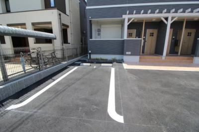 【駐車場】クレメント桜の町