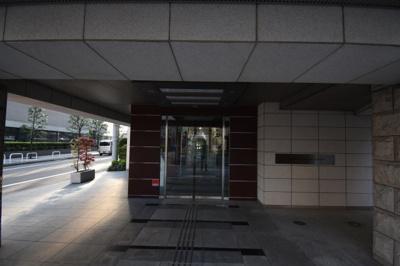 【エントランス】高級マンション HF白金高輪レジデンス