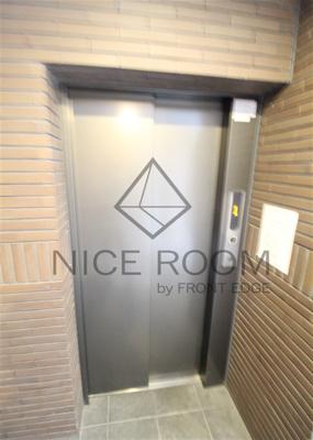 フトゥールス南麻布 エレベーター