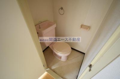 【トイレ】ファースト瓢箪山