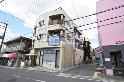 【外観】ファースト瓢箪山