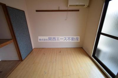 【居間・リビング】ファースト瓢箪山