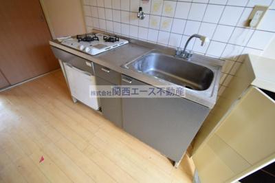 【キッチン】ファースト瓢箪山