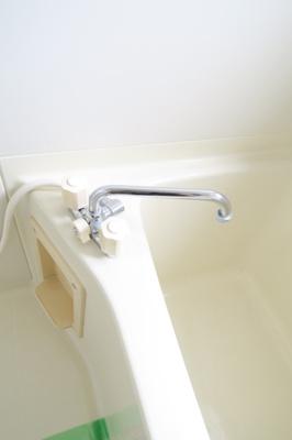 【浴室】エスプワルピエース