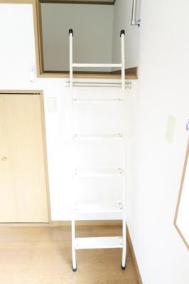 はしごです