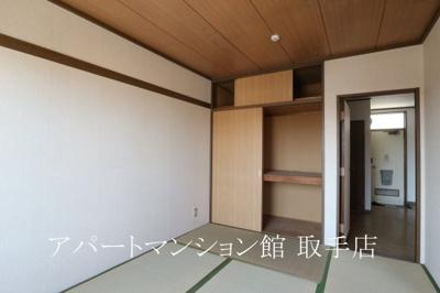 【玄関】グランデュール蘭A