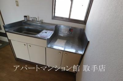 【キッチン】グランデュール蘭A