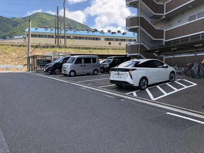 【駐車場】ミラドールF