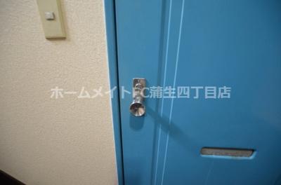 【玄関】ハイム古屋Ⅱ