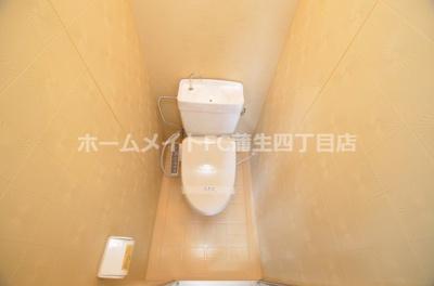 【トイレ】ハイム古屋Ⅱ