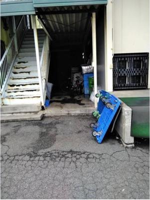 【外観】沼津市原 冷蔵倉・倉庫・事務所