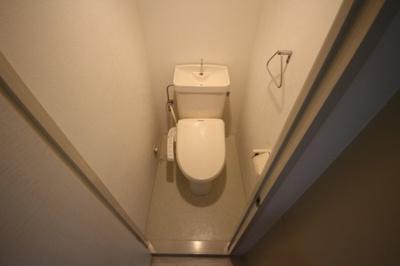 【トイレ】スカイパレス王子