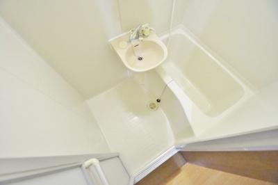 【浴室】リーベハイツ青山