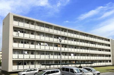 【外観】ビレッジハウス検見川8号棟
