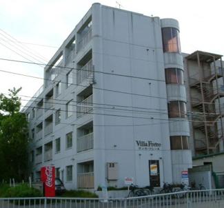 【外観】札幌市白石区本郷通二丁目一棟マンション