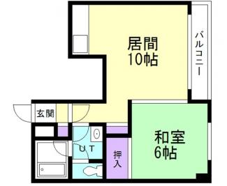 札幌市白石区本郷通二丁目一棟マンション