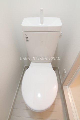 【トイレ】シャンテ谷在家