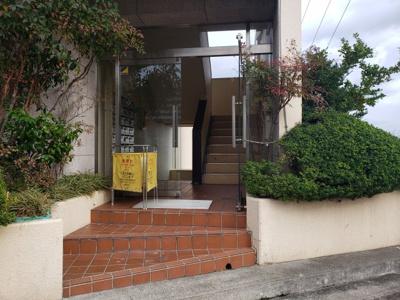 4階部分が1階です☆神戸市垂水区 第三岩井ハイツ☆