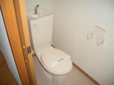 【トイレ】エルレーブA棟