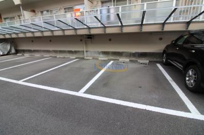 【駐車場】大淀町スカイハイツ