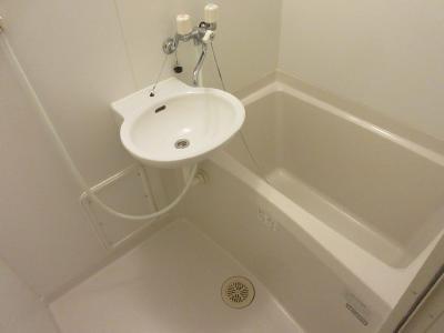 【浴室】プレジール大宮