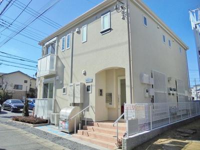 猫ちゃんOKの2階建てアパートです♪ペットと一緒に暮らせるお部屋をお探しの方にオススメ☆