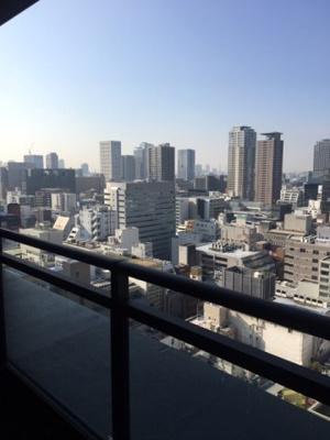 【バルコニー】The Kitahama