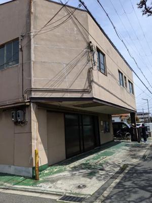 【外観】松原市阿保 約79坪 2階建倉庫