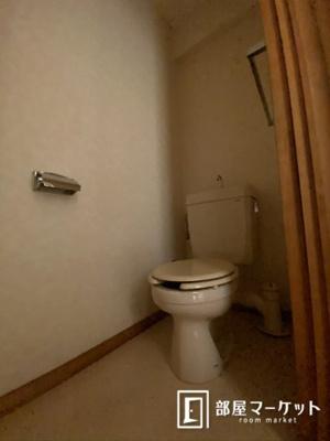 【トイレ】セントラルビル