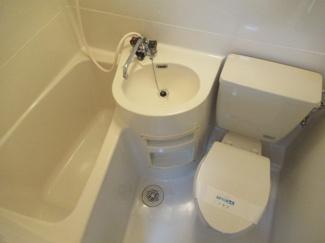 【浴室】水井アパート
