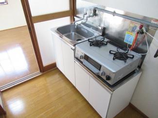 【キッチン】水井アパート