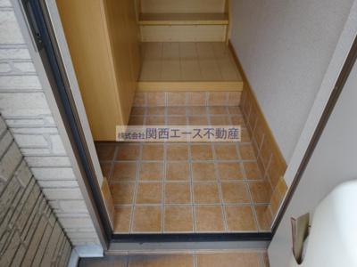 【玄関】サンリットゼファー