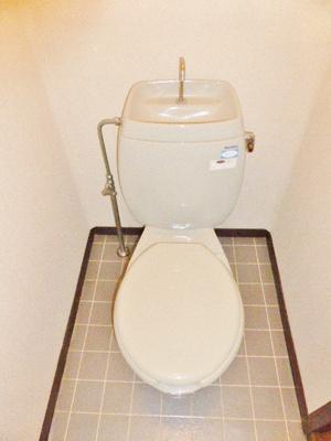 【トイレ】サンシティ南蔵王