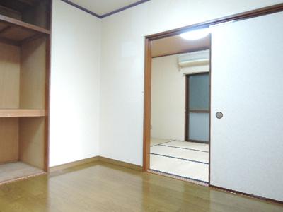 【洋室】コーポ新井