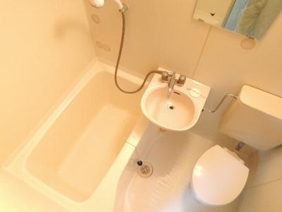 【浴室】コーポ新井