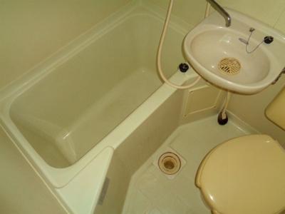【浴室】ヒゴーマンションⅡ