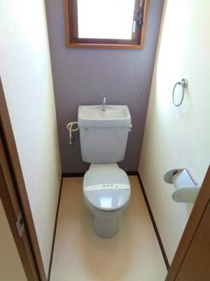 【トイレ】コーポなでしこ