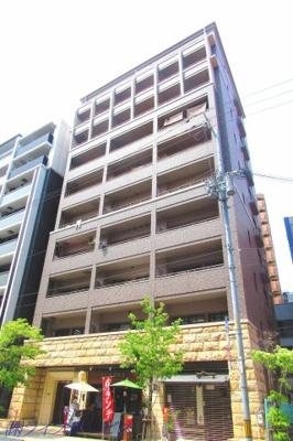 【外観】ワイズコート新大阪City Life駐車場