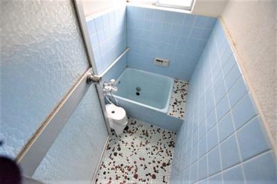 【浴室】木戸山町連棟