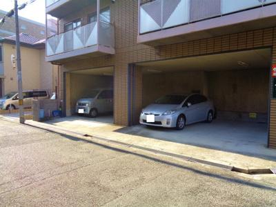 【駐車場】フレアM