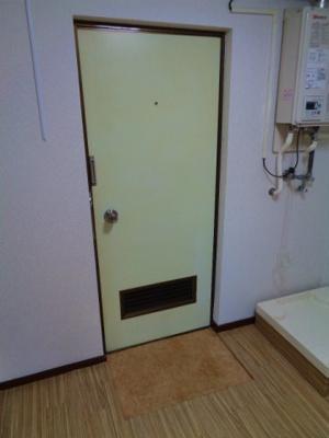 【玄関】スターマンション