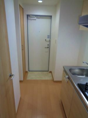 【キッチン】H-maison(アッシュメゾン)東住吉