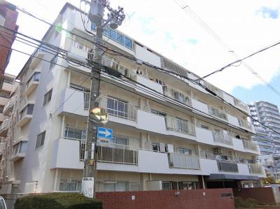【現地写真】 鉄筋コンクリート造6階建て♪ 総戸数29戸♪