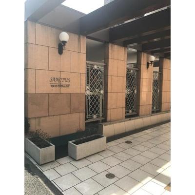 【エントランス】サンクタス東京セントラルベイ