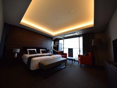 ザ・パークハウス中之島タワー ゲストルーム用寝室