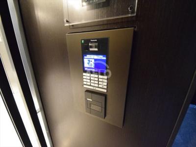 ザ・パークハウス中之島タワー 非接触センサー付きオートロック