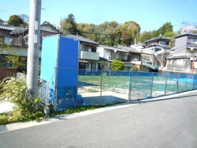 【外観】高知市佐々木町分譲地