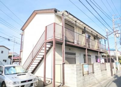 【外観】第7松浦コーポ