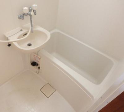 【浴室】第7松浦コーポ