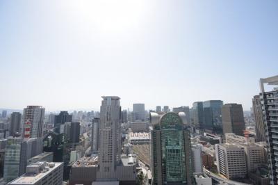 【展望】ブランズタワー梅田North